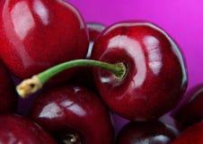 Cherry detail stock image