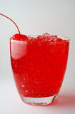 Cherry  drink Stock Photography