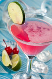 Cherry drink Royalty Free Stock Photography