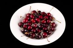 Cherry Fruit Background Texture Pattern imagem de stock