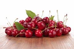 Cherry fruit Stock Photography