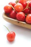 Cherry fruit Stock Photo
