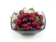 Cherry fruit food Stock Photography