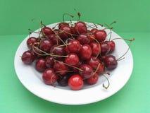 Cherry fruit food Royalty Free Stock Photos