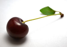 Cherry. Fruit Organic Natural Food Royalty Free Stock Images