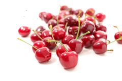 Cherry fruit Stock Photography