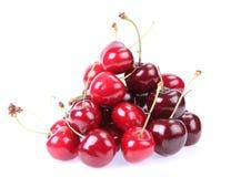 Cherry fruits Stock Image