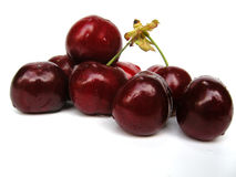 Cherry fruits Royalty Free Stock Photography