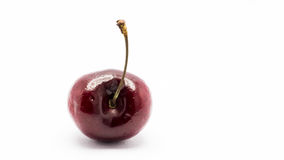 Cherry isolated on white Royalty Free Stock Images