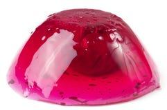 Cherry jelly Stock Photo