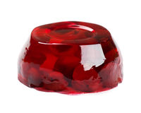 Cherry jelly Royalty Free Stock Photography