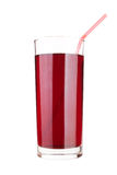 A cherry juice Royalty Free Stock Images