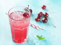 Free Cherry Lemonade Royalty Free Stock Photo - 57474255
