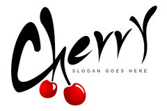 Cherry Logo Stock Photos