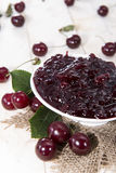 Cherry Marmalade Royalty Free Stock Images
