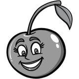 Cherry Mascot Illustration Photo stock