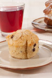 Cherry Muffin Stock Photos