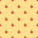 Cherry Pattern Background sans couture Images libres de droits