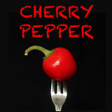 Cherry pepper Royalty Free Stock Images