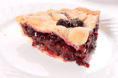 Free Cherry Pie Royalty Free Stock Photos - 16565468