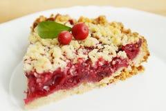 Cherry Pie Imagen de archivo libre de regalías