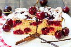 Cherry Pie Imagem de Stock