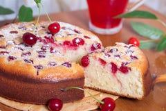 Cherry Pie Image libre de droits