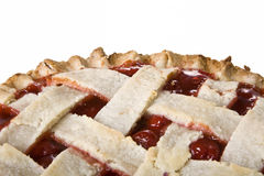Cherry Pie Stockfoto