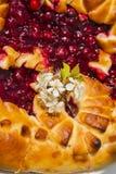 Cherry Pie Fotos de archivo libres de regalías