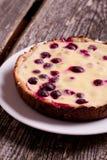Cherry Pie Photo libre de droits