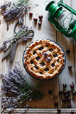 Cherry Pie Foto de Stock Royalty Free