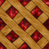 Cherry |pie Royalty Free Stock Images