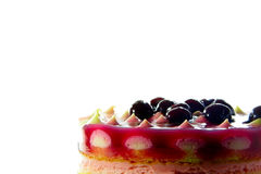 Cherry Pie Desserts Card Stock Photography