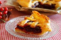 Cherry Pie Royalty Free Stock Photography