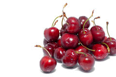 Cherry pile Stock Images