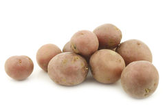 Cherry potatoes (small dutch potatoes) Royalty Free Stock Photography