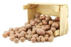 Cherry potatoes (small dutch potatoes) Stock Photo