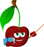 Cherry professor Stock Photo