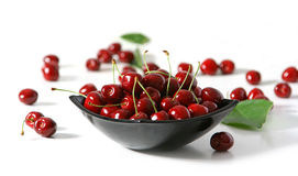 Cherry Red Stock Photo