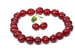 Cherry relations Royalty Free Stock Photo
