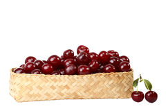 Cherry relations Royalty Free Stock Photos