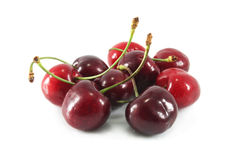 Cherry ripe Royalty Free Stock Image