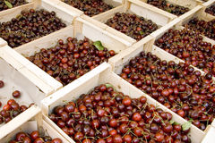 cherry rynku zdjęcia royalty free