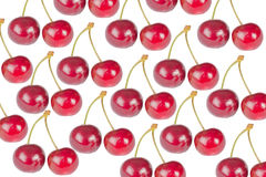 Cherry seamless Royalty Free Stock Photos
