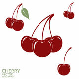Cherry. Set Stock Photography