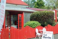 Cherry Shop Sheffield Immagini Stock Libere da Diritti
