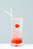Cherry soda Royalty Free Stock Images