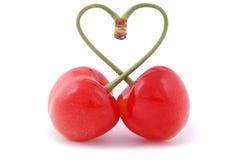 Cherry som jag älskar arkivbild