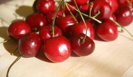 Cherry Royalty Free Stock Photography