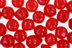 Cherry Sours Single Layer Stock Photography